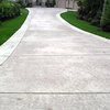 Narrows Specialty Concrete - Exposed Aggregate / Broom Finish