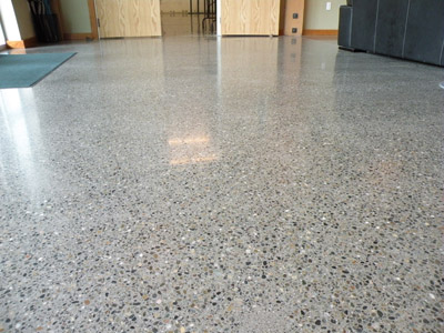 Narrows Specialty Concrete Polished