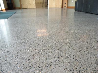 narrows specialty concrete polished concrete